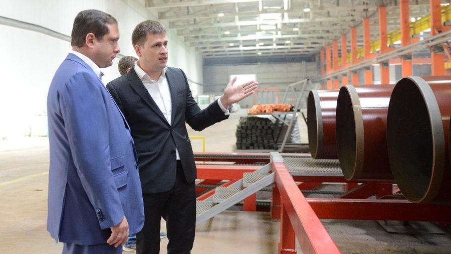 «Смит-Ярцево», один из флагманов производства в Смоленском регионе, выходит на нефтегазовый рынок России