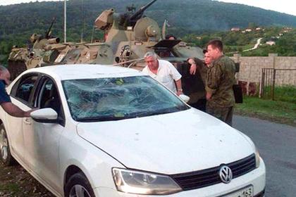 Погибшие при взрывах на складе боеприпасов в Абхазии оказались россиянками