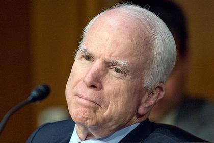 Маккейн счел беспокойство Трампа относительно санкций против России неуместным