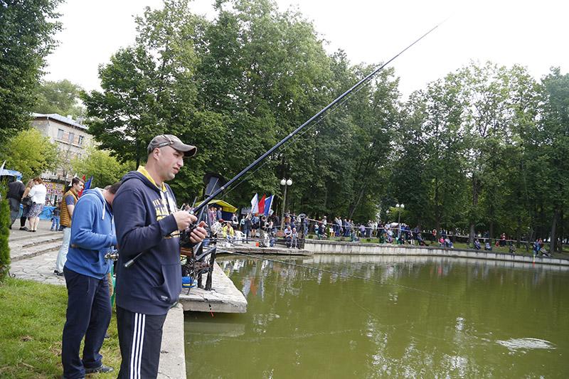 6 августа в Смоленске состоится «День Рыбака»