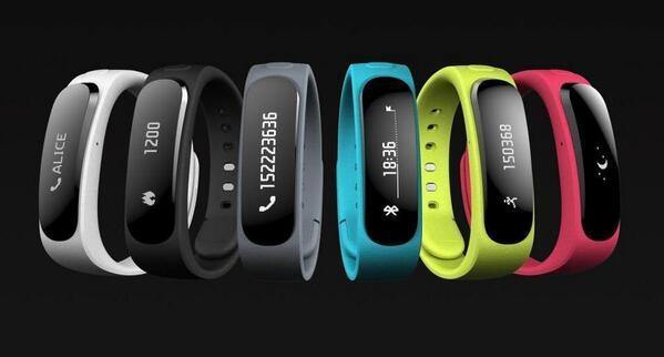 Рынок пополнился новым фитнес браслетом от Huawei