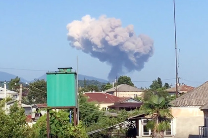Туроператоры предрекли падение спроса на Абхазию из-за взрыва на военном складе
