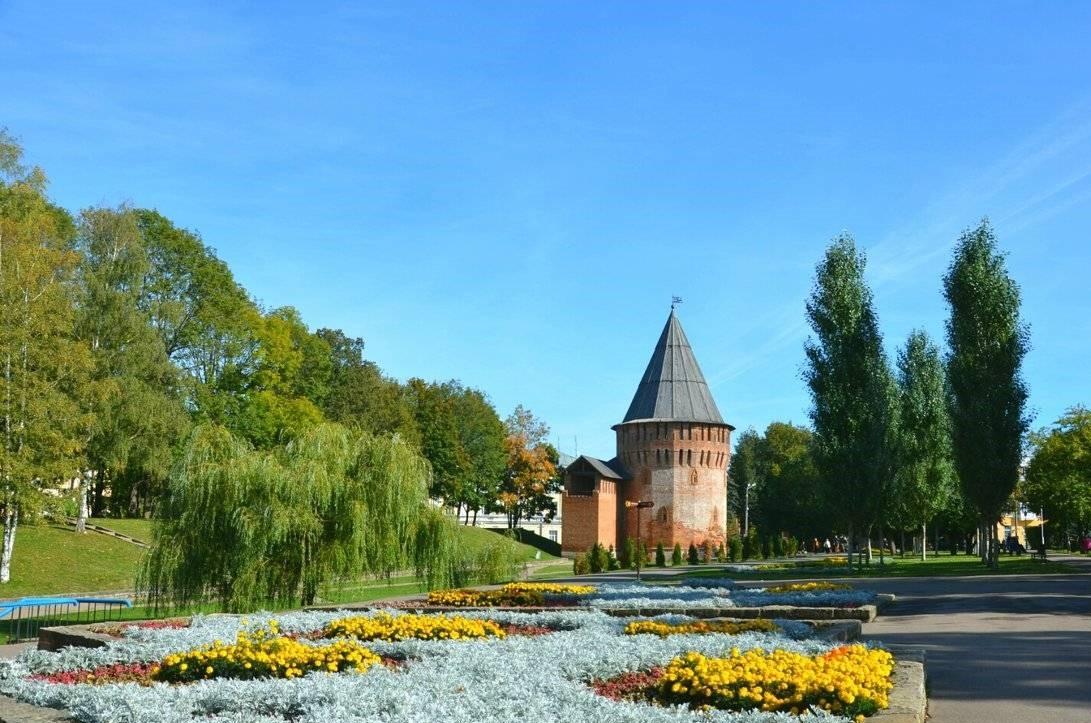 Стало известно, когда откроется «Башня Громовая» в Смоленске