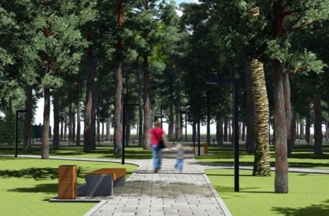 В Смоленске нашли подрядчика на создание парка в Королевке