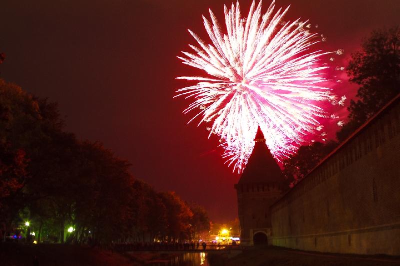 В Смоленске три дня будут праздновать День города.Программа мероприятий