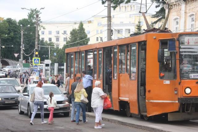 В Смоленске решают судьбу трамвайного маршрута №4