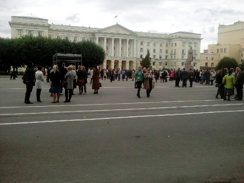 Смоленск подвергся массовой атаке телефонных террористов