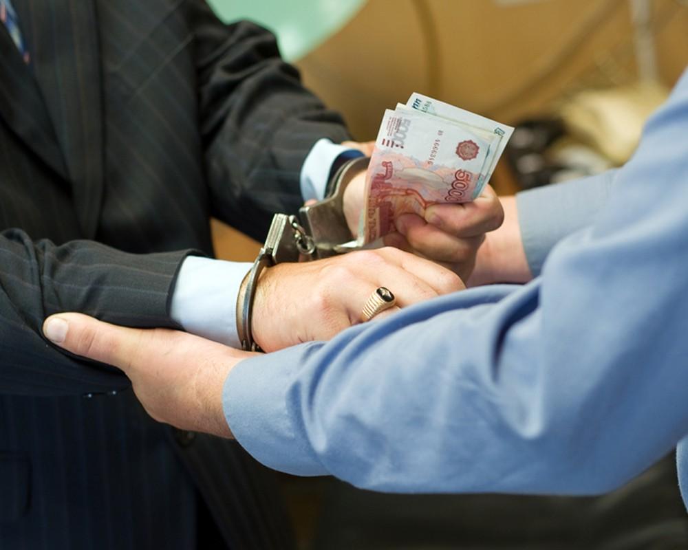 В Смоленской области зарегистрирован резкий рост взяток