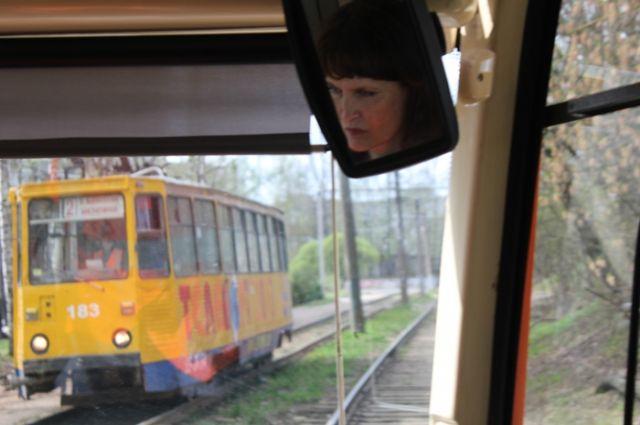 В Смоленске возобновили движение трамваев и троллейбусов на Киселевку