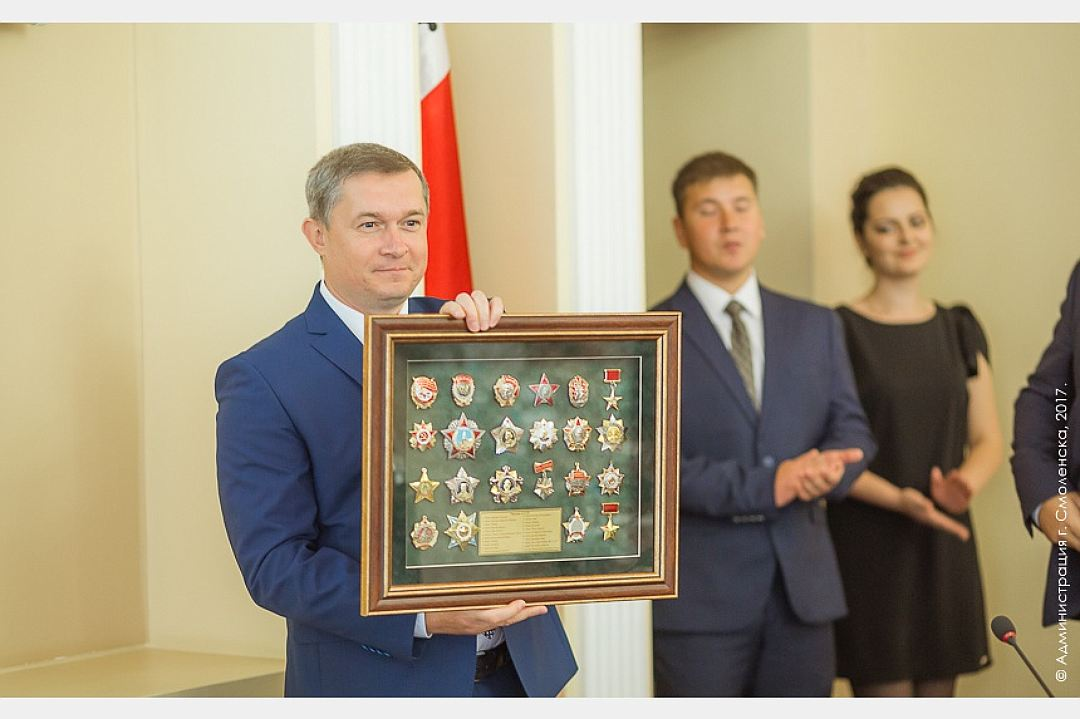 Смоленск посетили иностранные делегации из шести стран