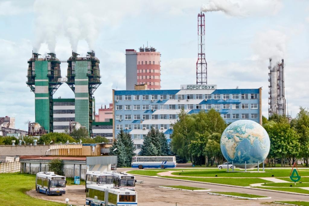 В Смоленской области законодательно закрепили налоговые льготы для резидентов ТОСЭР «Дорогобуж»