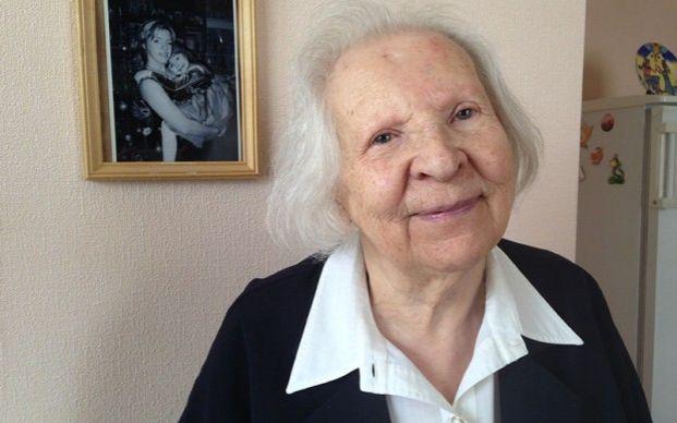 Смоленский горсовет присвоил Нине Сергеевне Чаевской звание «Почетный гражданин города Смоленска»