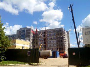 В Смоленске снова срываются сроки строительства перинатального центра