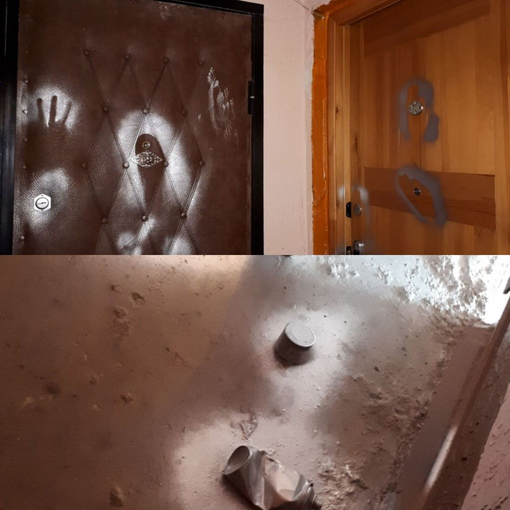 В Смоленске многоэтажка на Киселевке превратилась в «дом ужасов»