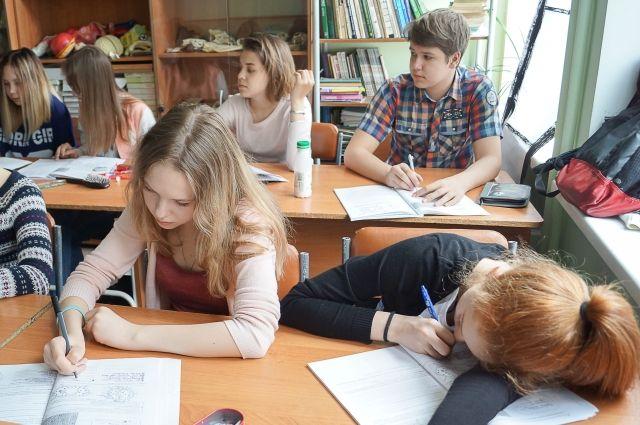 Петербургскую учительницу проверяют из-за надписи «дурак» на лбу ученика