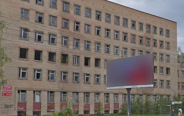 Заброшенное здание на ул.Нормандия-Неман в Смоленске может стать офисным центром