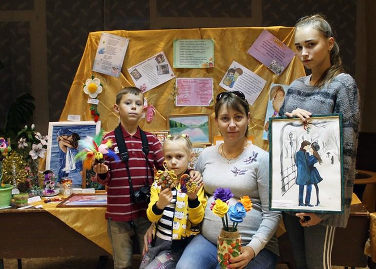 «Семьёй года» в Смоленской области стали Голубевы из Десногорска
