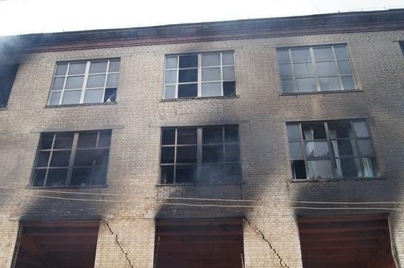 Компания «Твоё» не будет восстанавливать сгоревший смоленский цех
