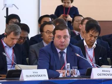 Смоленский губернатор рассказал японцам об инвестиционной привлекательности региона