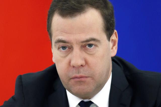 Медведева поздравили с днем рождения руководители стран СНГ