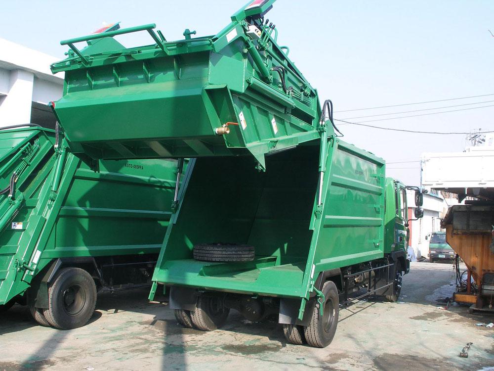 Профессиональный вывоз мусора