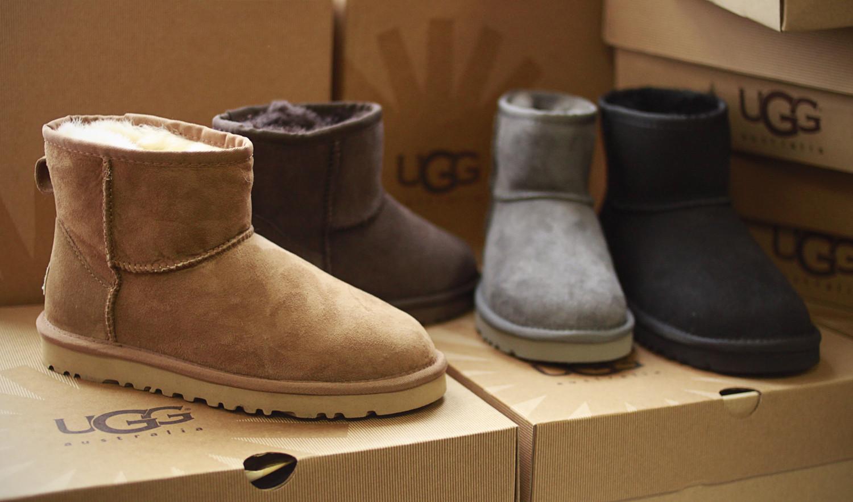 Теплая обувка. Выбор сапожек