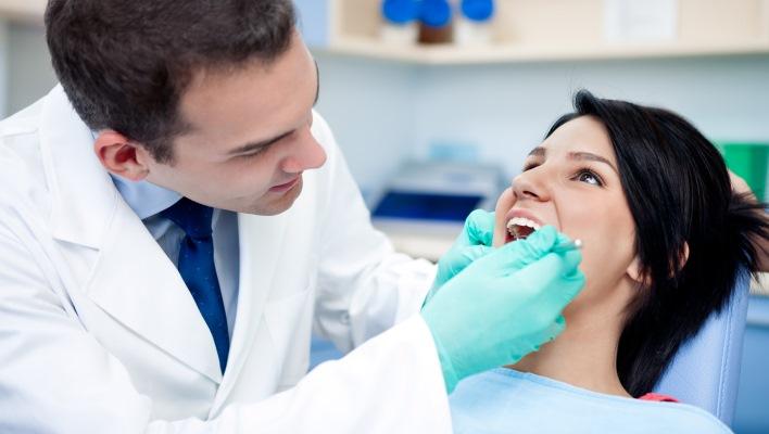 Стоматология. Кровотечение десен
