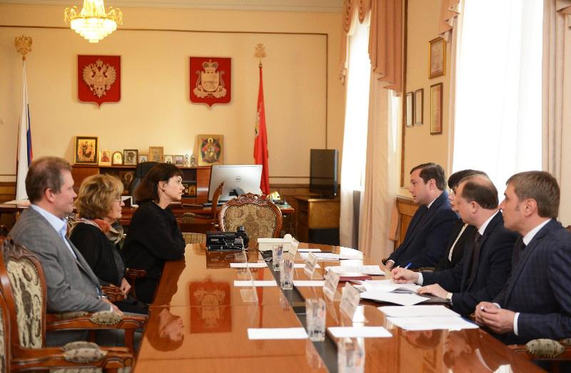 В Смоленске обсудили создание филиала музея изобразительных искусств имени А.С.Пушкина