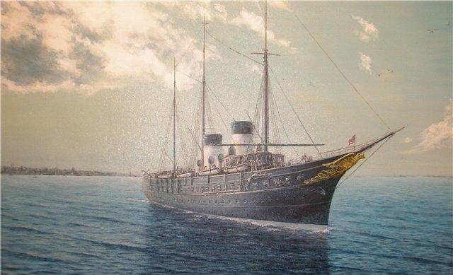 В Смоленске откроется Выставка «Яхта «Штандарт» и семья последнего российского императора»
