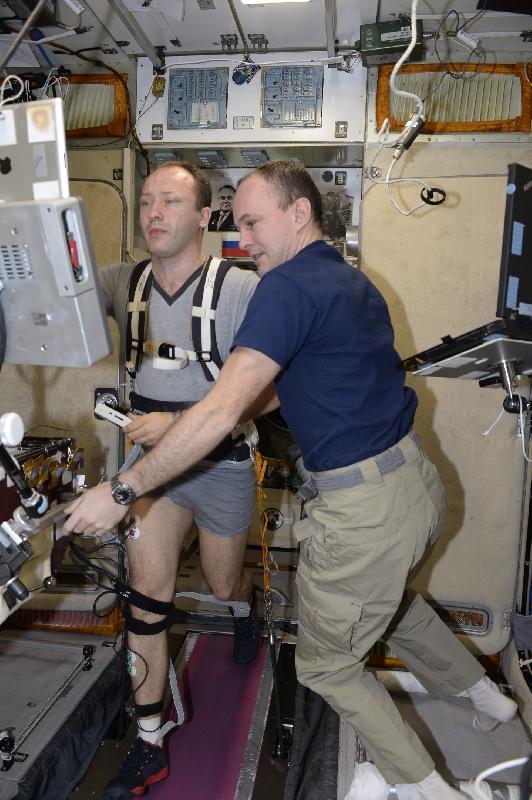 Смоленский космонавт Александр Мисуркин придумал новую единицу измерения потраченной энергии