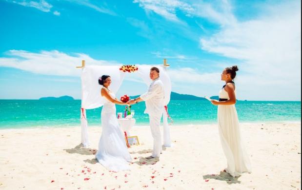 Сказочная свадьба в Таиланде