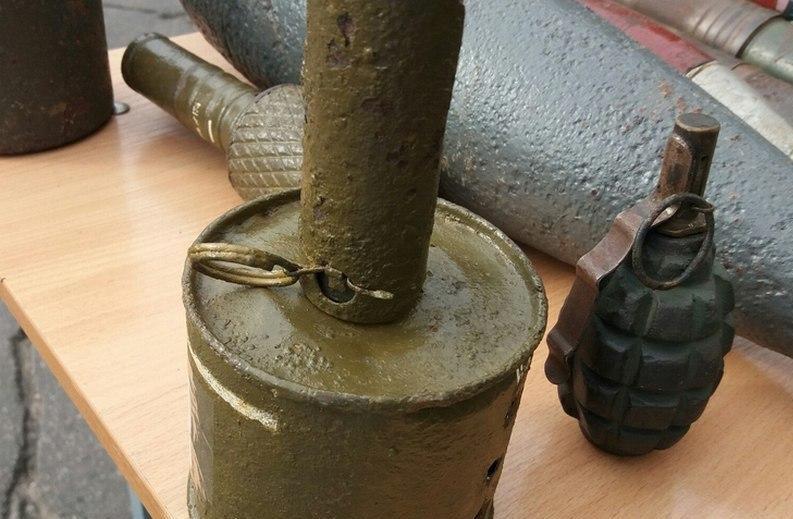 В Смоленской области обезвредили минометные мины