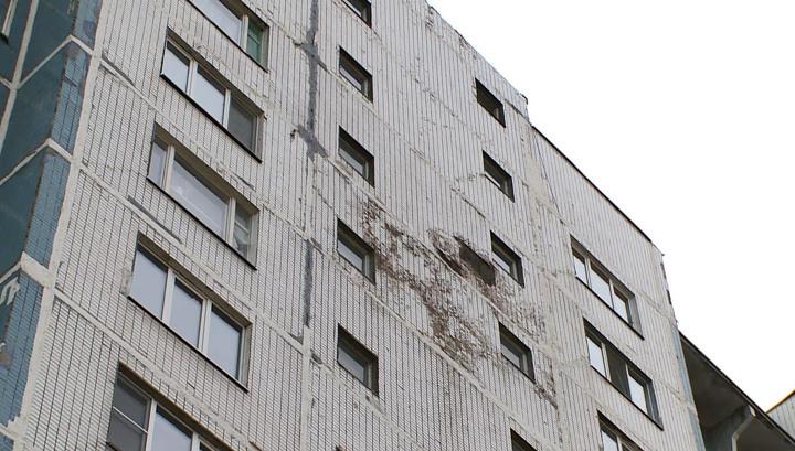Смоленские фасады не выдерживают испытание влагой