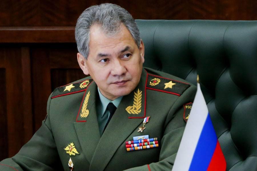 Сергей Шойгу призвал держать равнение на Смоленск
