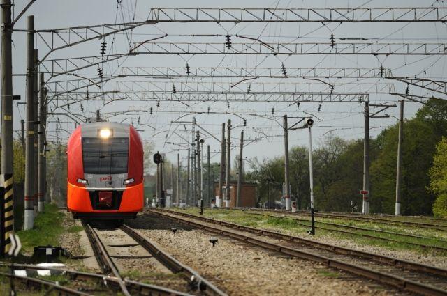 Два новых поезда «Ласточка» начнут курсировать между Вязьмой и Москвой