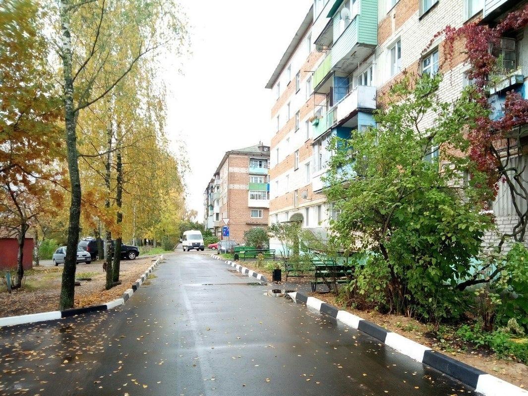 235 миллионов рублей получит в следующем году Смоленская область на создание комфортной городской среды