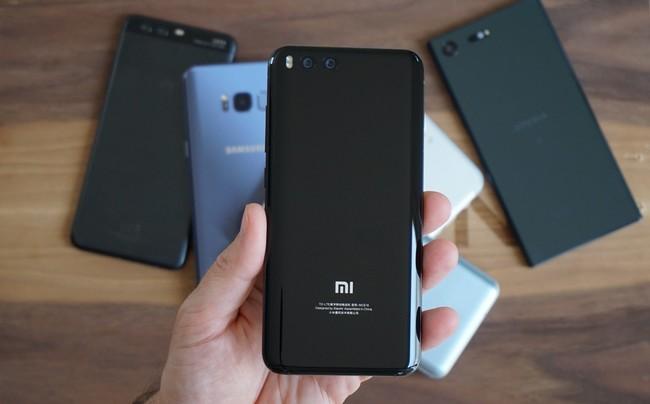 Компания Xiaomi стремится войти в ТОП-5 продавцов смартфонов в России