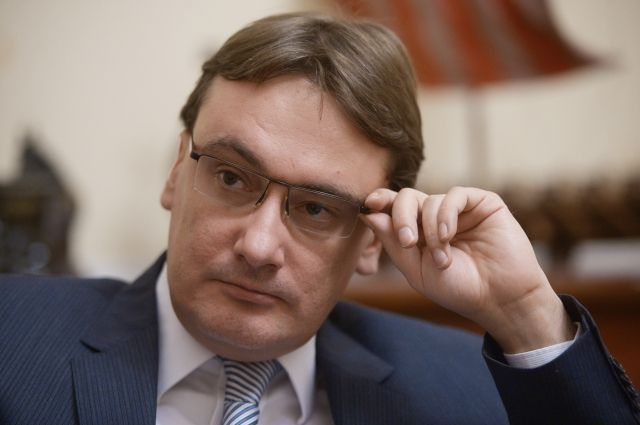 Евгений Иванов назначен заместителем министра иностранных дел