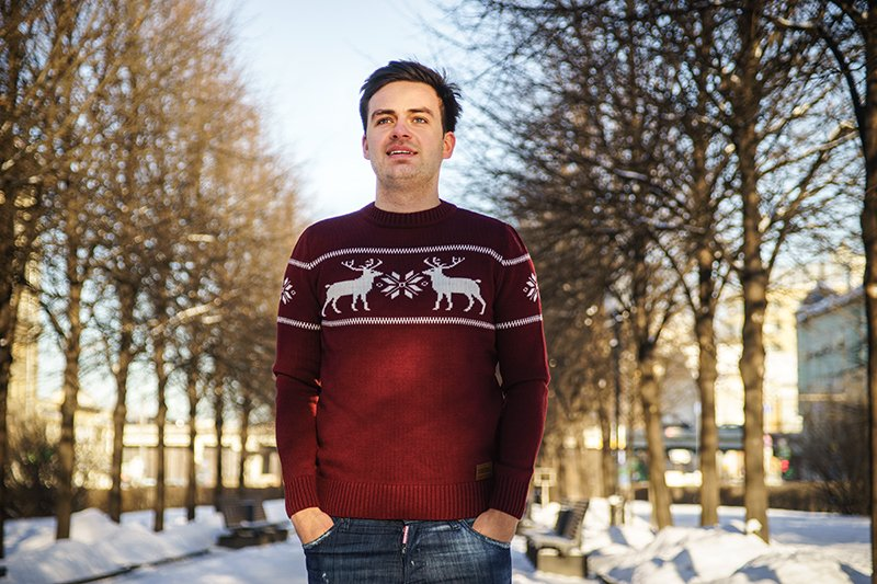 Смолянин заработал 350 миллионов рублей на продаже свитеров с оленями