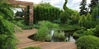 Ландшафтный дизайн загородного дома в Орле под ключ