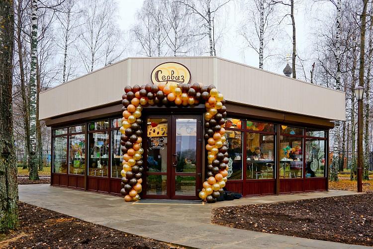 В Десногорске открылось семейное кафе