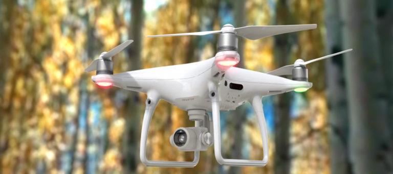 Смоленская Лесопожарная служба получила новый беспилотный летательный аппарат
