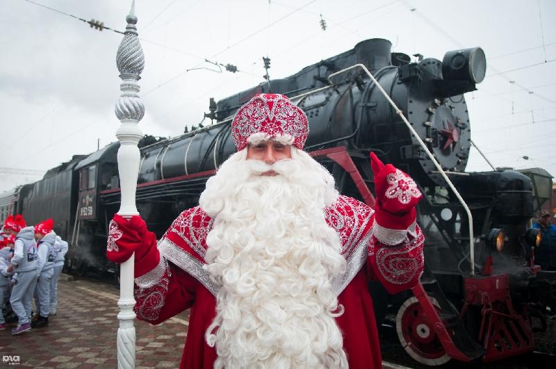 Смолянам предлагают провести Новый год в поезде с 50-процентной скидкой