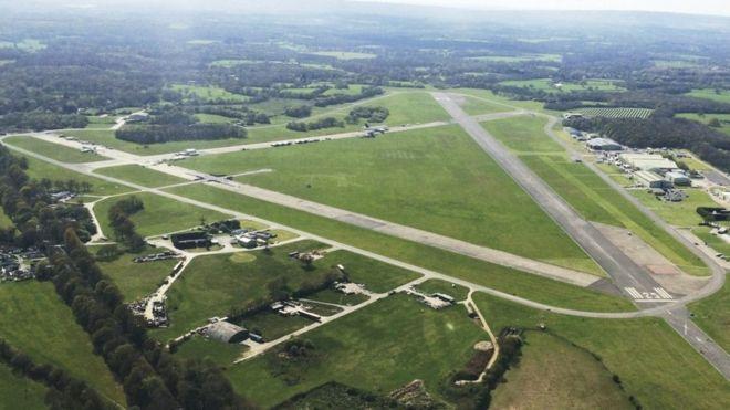 Аэродром построят в Гагаринском районе Смоленской области