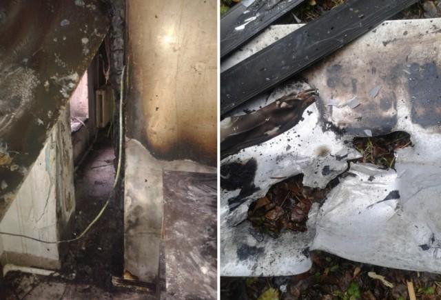 В Смоленске сгорел кондитерский цех защитницы Соловьиной Рощи