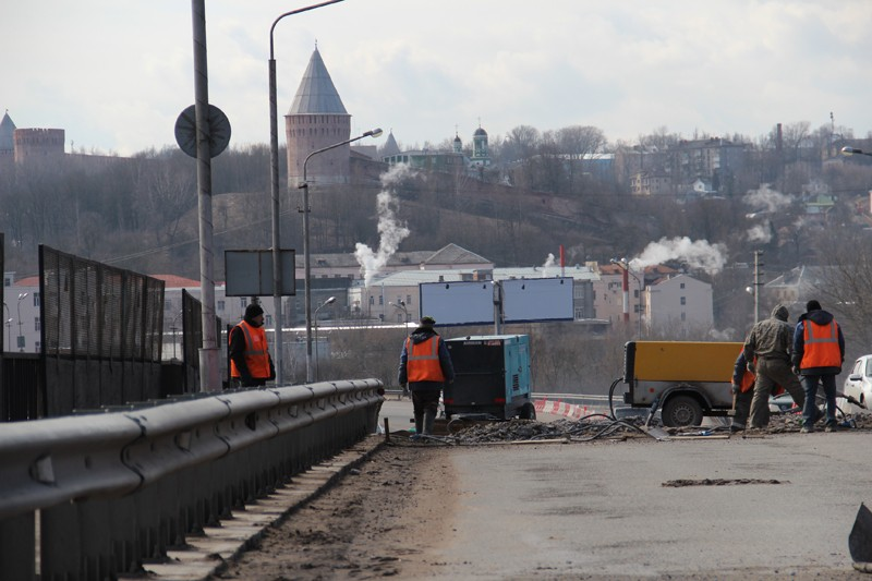 В Смоленске водители поедут в Заднепровье по-новому