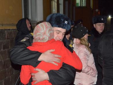 Смоленских полицейских отправили в служебную командировку на Северный Кавказ