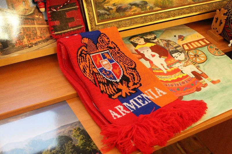 В Смоленске прошли Дни армянской культуры