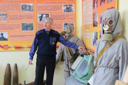 В Смоленской области выбрали лучшего специалиста в области гражданской обороны