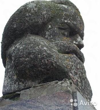 Смолянам предлагают купить памятник Карлу Марксу за 70 тысяч рублей